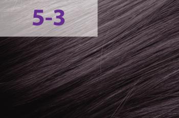 Краска для волос,ACME jNowa Siena CS, 90 мл., 5/3 - золотистый средне коричневый