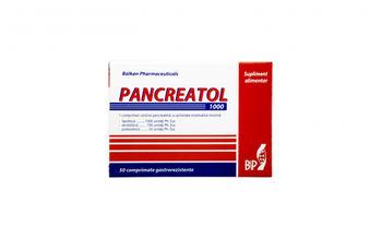 PANCREATOL - Панкреатин 1000ЕД N50 (Balkan)