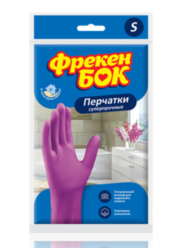 Перчатки универсальные суперпрочные Фрекен Бок, S