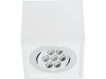 купить Светильник BOX LED бел 7W 6422 в Кишинёве