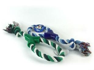 купить Веревочная игрушка, разные цвета, 34см, R1914-15 в Кишинёве