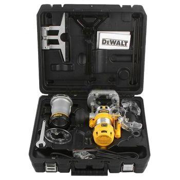 купить Фрезер двуручный DEWALT D26204K в Кишинёве