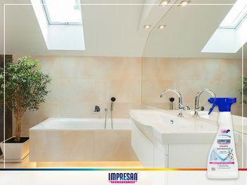 купить IMPRESAN Гигиеническое чистящее средство для ванной, 500 мл в Кишинёве