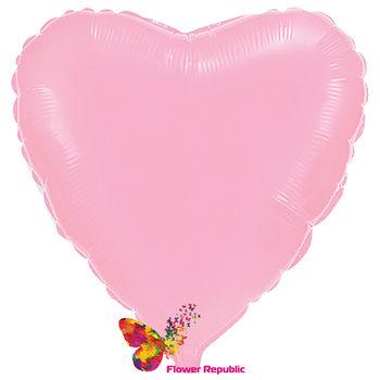 купить Сердце Фольгированное с Гелием в Кишинёве