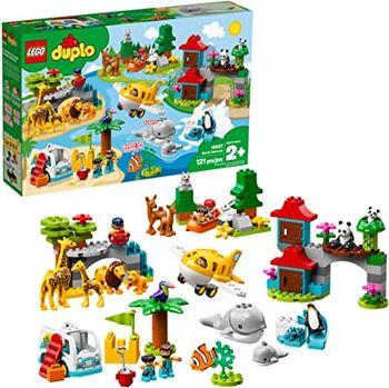 """LEGO DUPLO """"Животные мира"""", арт. 10907"""