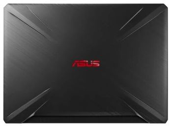 Ноутбук Asus FX505DY Black