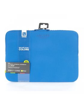 "15.6"" Чехол для ноутбука Tucano Colore, Blue"
