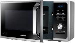 Микроволновая печь Samsung MG23F302TAS / BW