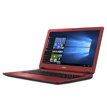 "ACER Aspire ES1-533 Ferric Red (NX.GFUEU.007) 15.6"" HD (Intel® Celeron® Dual Core N3350 up to 2.40GHz (Apollo Lake), 4Gb DDR3 RAM, 500Gb HDD, Intel® HD Graphics 500, w/o DVD, CardReader, WiFi-AC/BT, 3cell, 0.3MP Webcam, RUS, Linux, 2.4kg)"