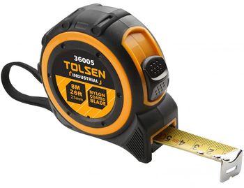 купить Рулетка 5м х 25мм (Эрго) Industrial TOLSEN в Кишинёве