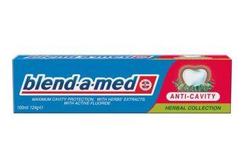 купить Blend-a-med зубная паста Herbal, 100мл в Кишинёве
