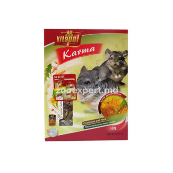 cumpără Vitapol Karma hrana pentru chinchile 450 gr în Chișinău