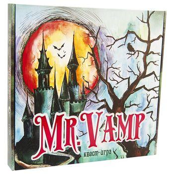 купить Strateg Настольная игра Mr. Vamp в Кишинёве