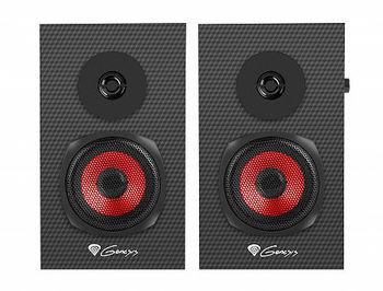 Gaming Speakers 2.0 Genesis Helium 200, RMS 20W, 2x10W (boxe sistem acustic/колонки акустическая сиситема)