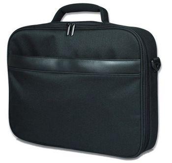 "PORT Classsic Line/SEOUL 12/10-12"" Bag-Notebook Case, front flat pocket with Koskin finish, ergonomic handle, zipped back pocket, shoulter strap, Port metal zip, no logo"