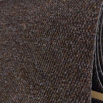 Ковровое покрытие (иглопробивное) York 80, темно-коричневый