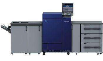 Konica Minolta AccurioPress C6085 - цветная печатная машина