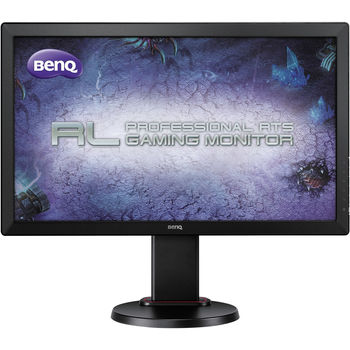 "купить Монитор 24.0"" BenQ ""RL2450HT"", Black-Red в Кишинёве"