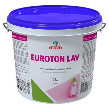 Supraten Краска Euroton Lav 7кг