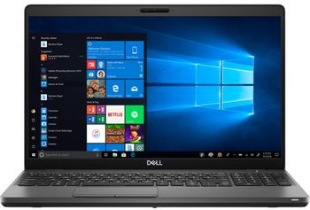 DELL Latitude 5300 Black 13.3'' FHD WVA AG SLP (Intel® Core™ i5-8265U, 8GB 1x8GB DDR4, M.2 256GB PCIe NVMe, Intel UHD 620 Graphics, no ODD, WiFi-AC/BT5.0, HDMI, USB-C 3.1 Gen.2, 4 Cell 60Whr, HD Webcam, Backlit KB, Ubuntu, 1.24kg)