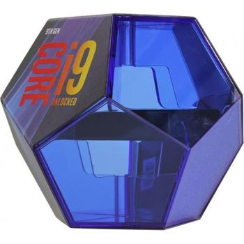 Intel® Core™ i9-9900K, S1151, 3.6-5.0GHz (8C/16T), 16MB Cache, Intel® UHD Graphics 630, 14nm 95W, Retail (without cooler)