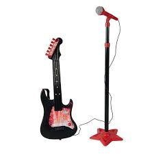 купить Simba Гитара и микрофон на стойке в Кишинёве