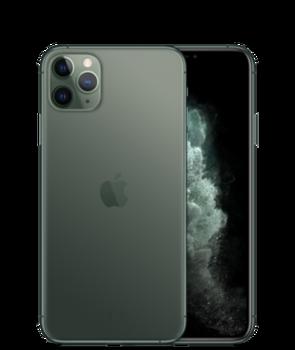 iPhone 11 Pro Max,  64Gb Midnight Green MD
