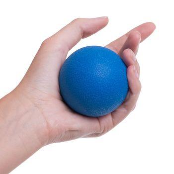 Массажный мяч 6.5 см Ball Rad Roller FI-8233 (5647)