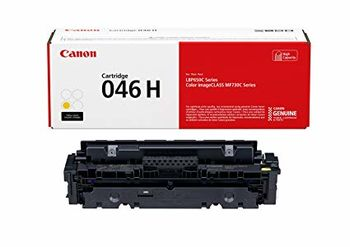 Laser Cartridge Canon 046 (HP CExxxA), yellow (2300 pages) for MF732CDW/734CDW,735CDW