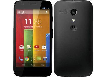 Motorola Moto G 8GB Black