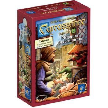 купить Cutia Настольная игра Carcassonne II Расширение 2 в Кишинёве