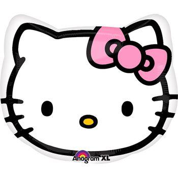 купить Фольгированная Hello Kitty в Кишинёве