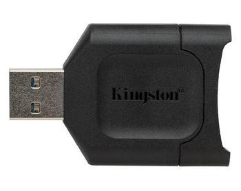 Card Reader Kingston MobileLite Plus SD, USB 3.2 Gen 1, SD UHS-II / UHS-I, Portable, Stylish, Minimalist design