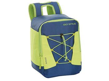Сумка-холодильник рюкзак тканевый Active 11l, 22X19X30cm