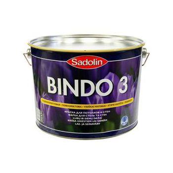 Sadolin Краска Bindo 3 BW 20л