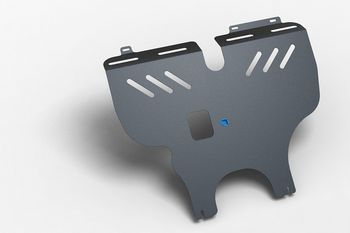 Защита Картера и крепеж BYD F3, F3-R (2005-2010) 1,5/1,6 бензин МКПП
