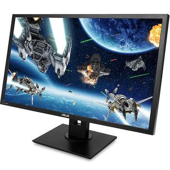 "Монитор 28"" ASUS VP28UQGL 4K Gaming Monitor WIDE 16:9, 0.16, 1ms,  Adaptive-Sync/FreeSync, Flicker Free, Blue Light Filter, Pivot, Contrast 1000:1, H:24-99kHz, V:40-60Hz, 3840x2160 Ultra HD, 2xHDMI v2.0/Display Port 1.2, (monitor/Монитор)"