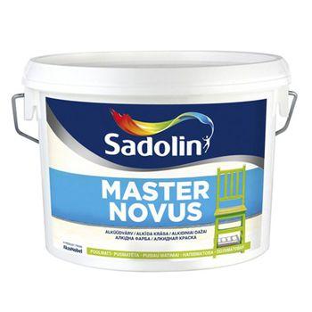 Sadolin Эмалевая краска Мaster Novus BW 2.5л