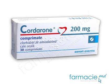 купить Cordaron comp. 200mg N15x2 в Кишинёве