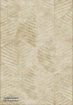 """Ковёр Vintage 11с493440 """"Пальмовые листья"""""""
