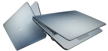 "cumpără ""NB ASUS 15.6"""" X541NA Silver (Pentium N4200 4Gb 1Tb) 15.6"""" HD (1366x768) Non-glare, Intel Pentium N4200 (4x Core, 1.1GHz - 2.5GHz, 2Mb), 4Gb (OnBoard) PC3-12800, 1Tb 5400rpm, Intel HD Graphics, HDMI, No ODD, 100Mbit Ethernet, 802.11n, Bluetooth, 1x USB 3.1 Type C, 1x USB 3.0, 1x USB 2.0, Card Reader, Webcam, Endless OS, 3-cell 36 WHrs Li-Ion Battery, 2.0kg, Silver"" în Chișinău"