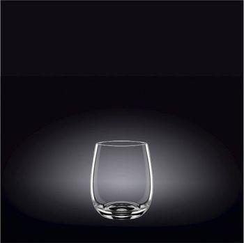 Pahar WILMAX WL-888021/6A (pentru whisky 6 buc. 370 ml)