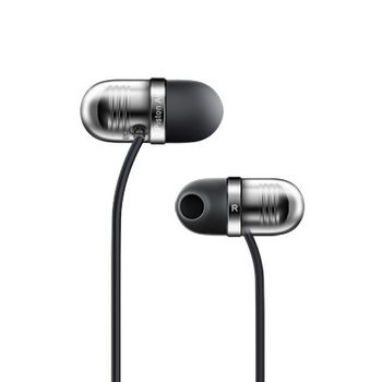 "Xiaomi ""Mi Earphone Capsule"" In-ear Earphones, Black, Microphone, Rated Power 5mW, Speaker Impedance 32ohms, Frequency response: 20~20KHz, Hands free calling features, Cord type cable 1.25 m"