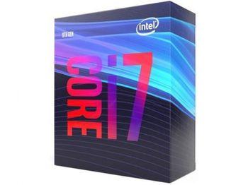 Процессор Intel Core i7-9700 3,0–4,7 ГГц (8C / 8T, 12 МБ, S1151, 14 нм, встроенная графика UHD Graphics 630, 65 Вт) Лоток