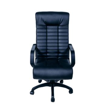 Офисное кресло Atletic черное (Plastic-M neapoli-20)