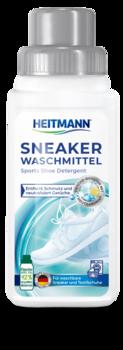 HEITMANN - Detergent lichid special pentru incaltaminte sport, 250 ml