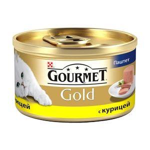 купить Gourmet Gold (паштет с курицей), 85гр в Кишинёве