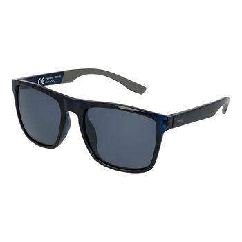купить Очки INVU Transp.Blue/Rubb.Grey, cat. 3, B2014B в Кишинёве