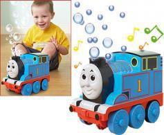 Томас мыльные пузыри
