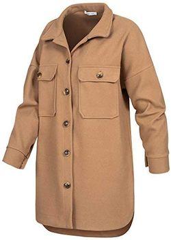 Куртка HAILYS Коричневый